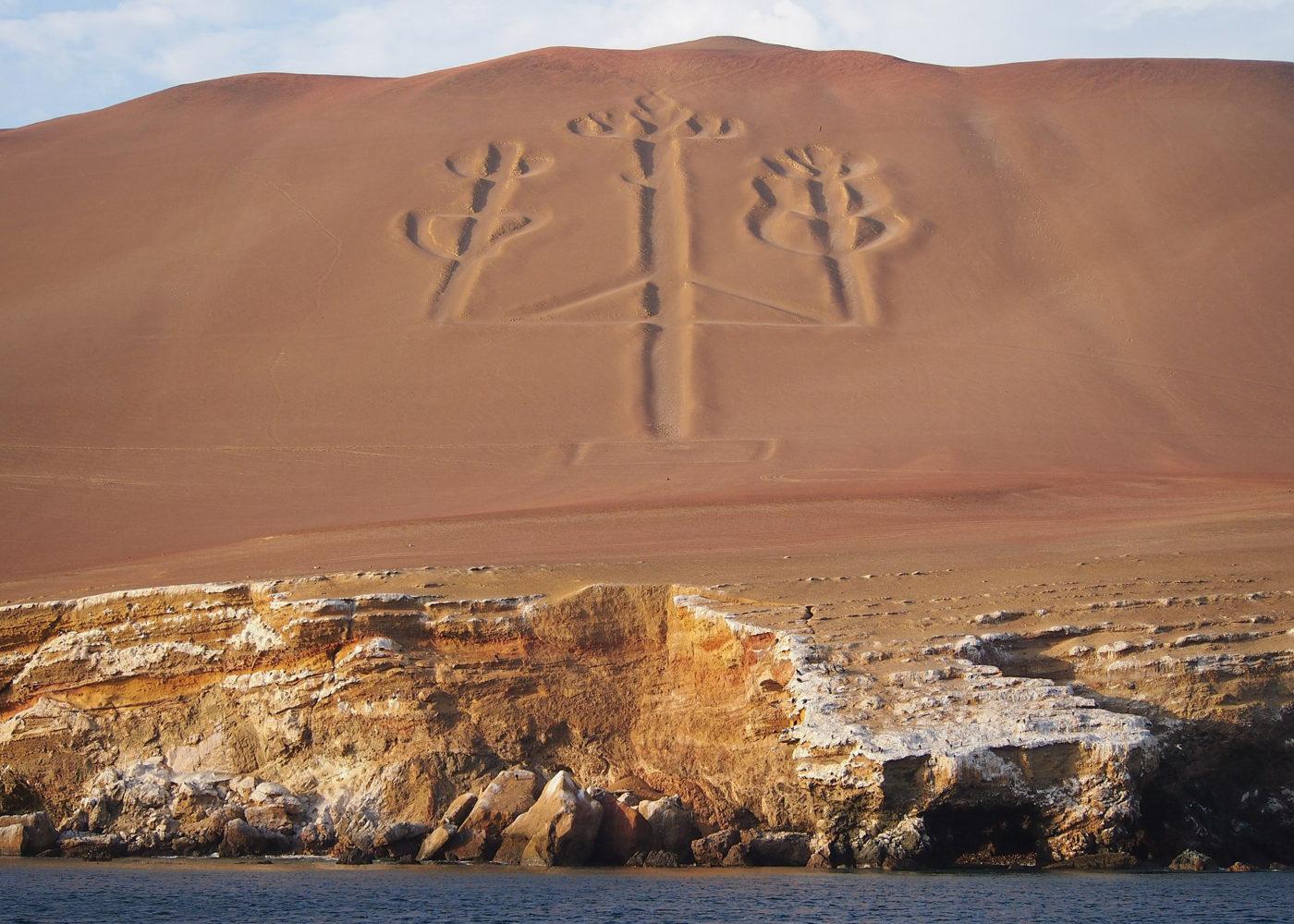 Nazca Lines in Ica Peru