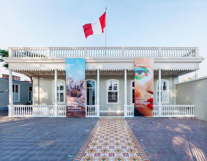 Mario Testino Museum in Lima Peru