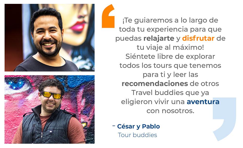 Travel Buddies Perú
