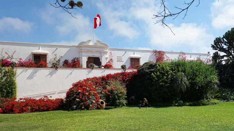 Larco Museum Lima Peru