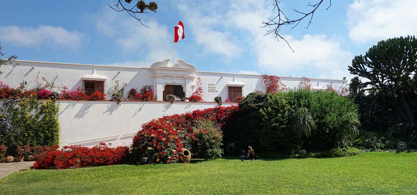 Museo Larco Lima Perú