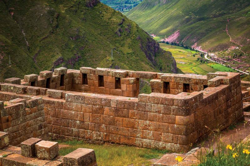 Pisaq in Cusco Peru